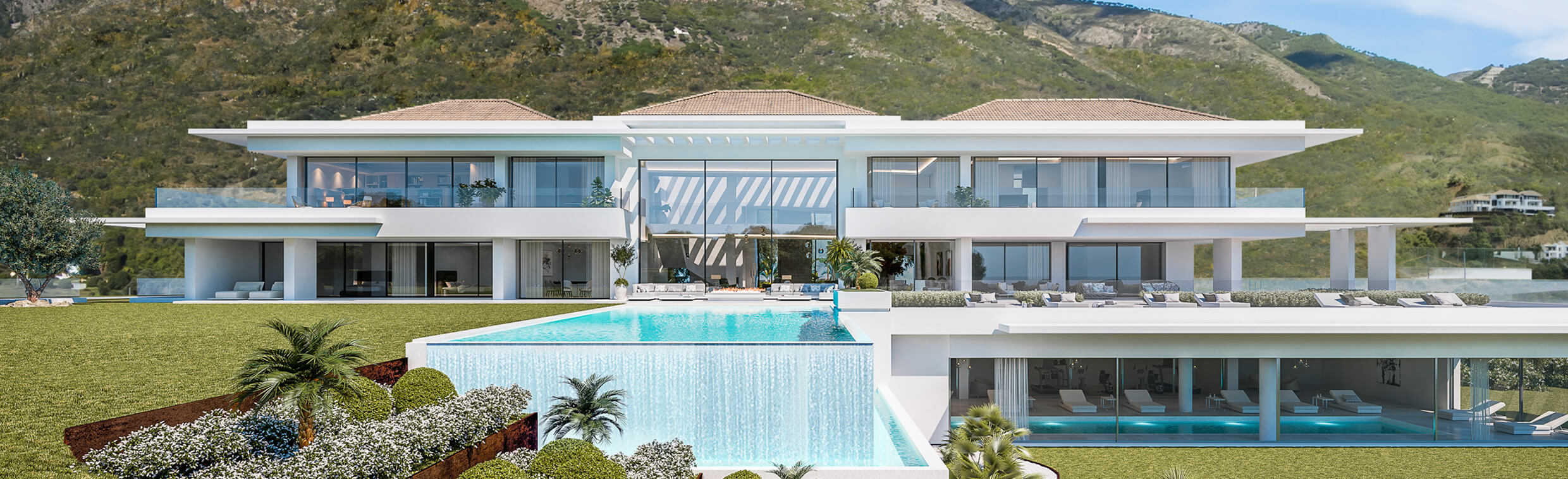 Estate Agency Marbella | Luxurious Hillside Property Marbella | Marbella.co.uk