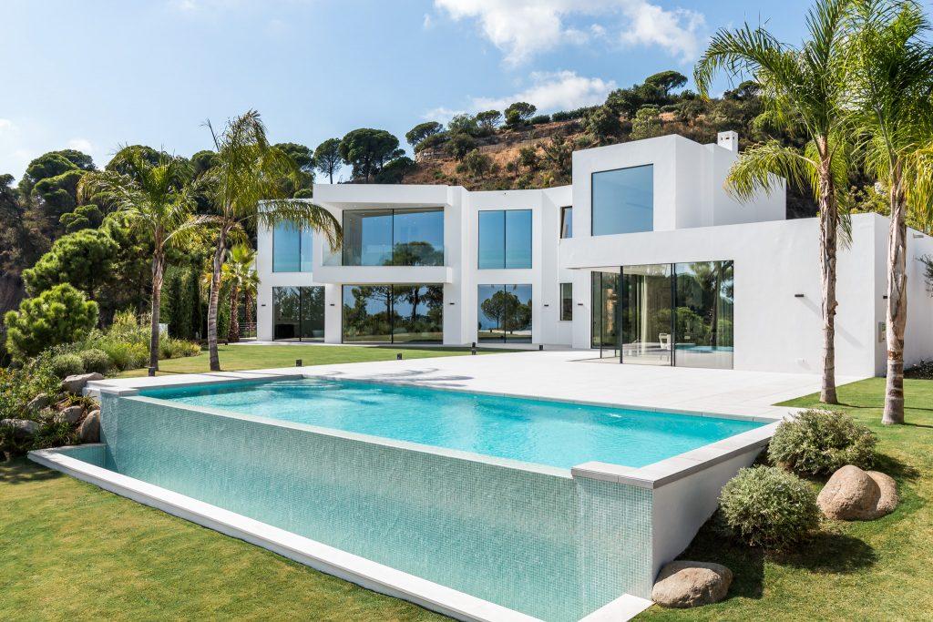 Marbella Villas and mansions