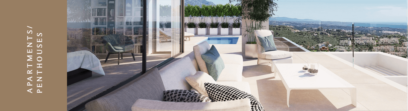Luxury Marbella Property Specialists | Luxury Marbella Apartment with Stunning Views | Marbella.co.uk