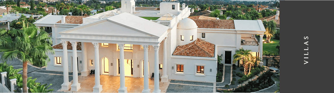 Luxury Marbella Property Specialists | Palatial Villa Marbella | Marbella.co.uk