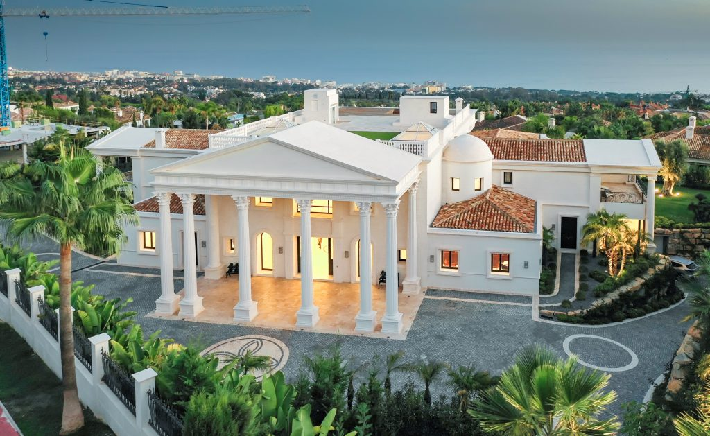 Magnificent Mansion Marbella in The Art of Luxury